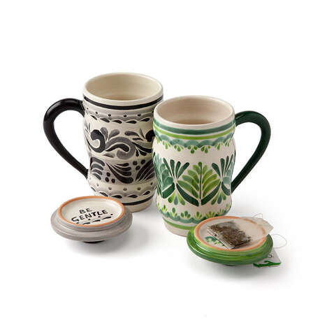 Elements Tea Steep Mugs
