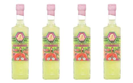 Media Personality Gin Liqueurs