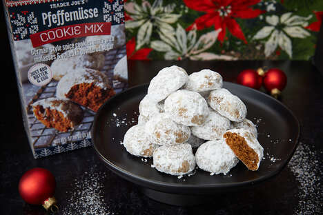 German-Style Cookie Mixes