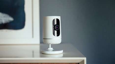 Auto-Recording Security Cameras