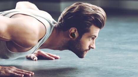 Ergonomic In-Ear Headphones