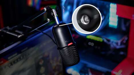 Plug-and-Play Gamer Microphones