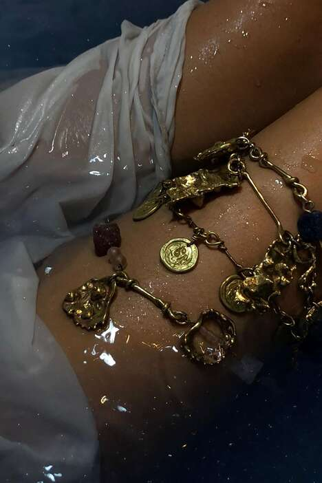 Greek Mythology-inspired Jewelry