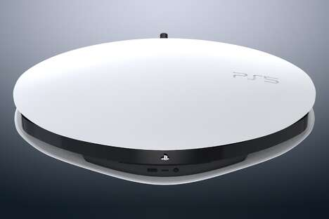 Compact Clamshell Gaming Consoles
