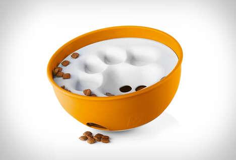 Problem-Solving Dog Food Bowls