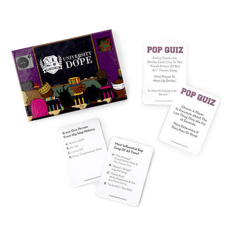 Hip Hop Battle Card Games