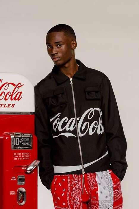 Soda-Inspired Bold Streetwear