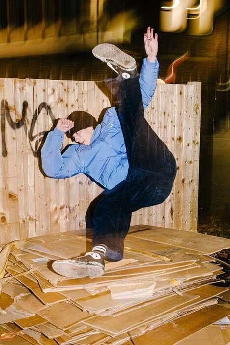 Winter-Ready Skate Apparel
