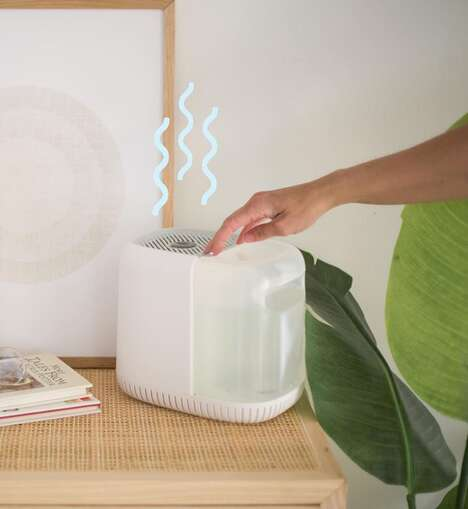 Wellness-Boosting Humidifiers
