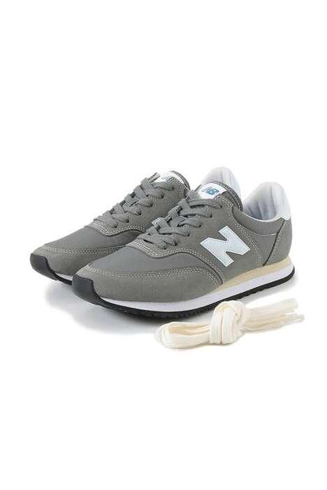 Exclusive Retro Suede Sneakers