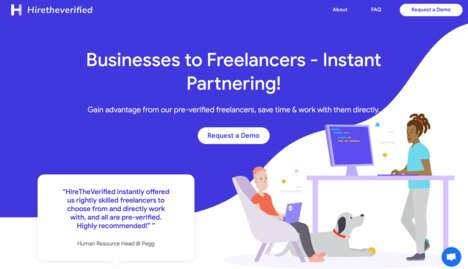 Verified Freelancer Platforms