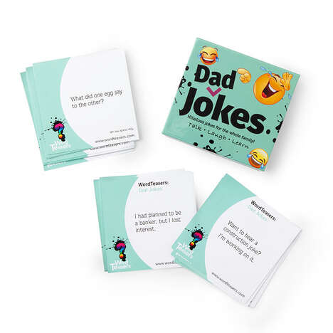 Hilarious Dad Joke Cards