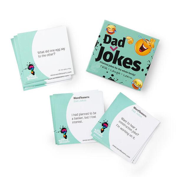 Hilarious Dad Joke Cards