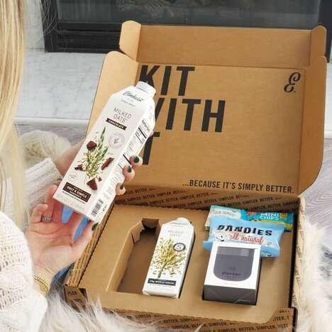 Vegan-Friendly Hot Chocolate Kits
