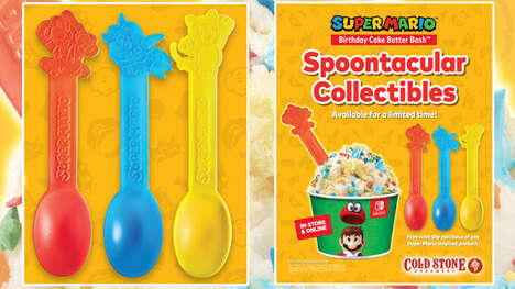 Celebratory Video Game Spoons
