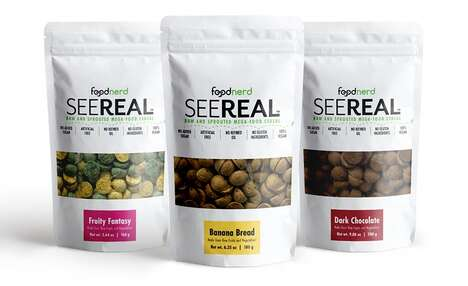 Raw Sprouted Breakfast Cereals