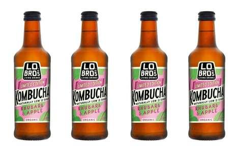 Traditionally British Kombuchas