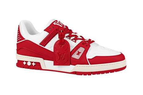 Charitable Vibrant Luxe Sneakers
