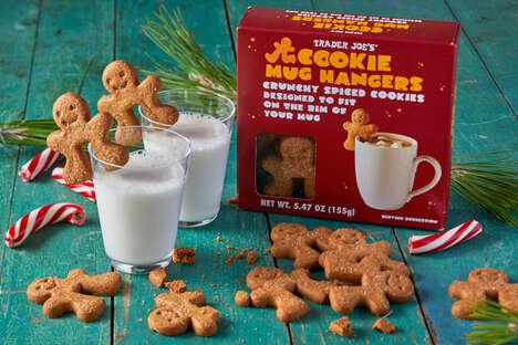 Festive Mug Hanger Cookies