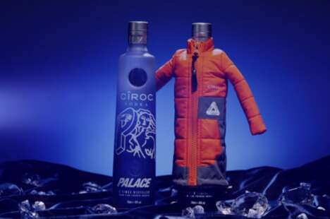 Exclusive Streetwear Liquor Bottles