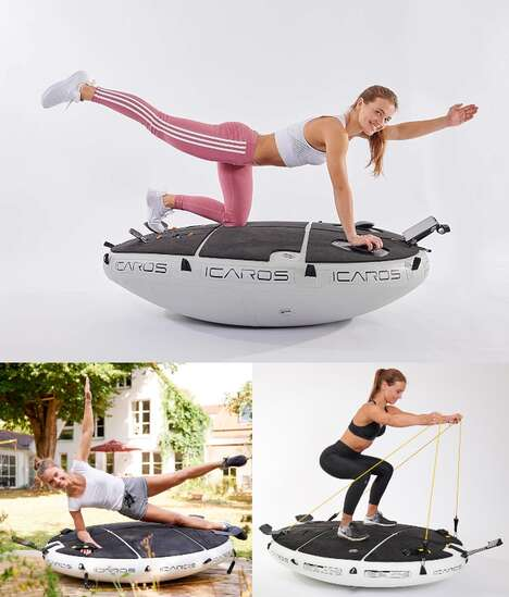Inflatable Unbalanced Exercise Solutions