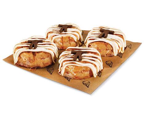 Cobranded Dessert Biscuits