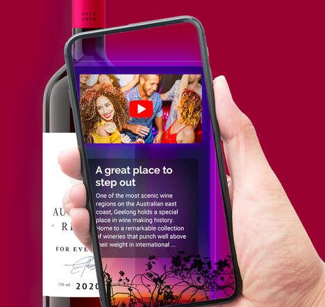 Storytelling Wine Labels