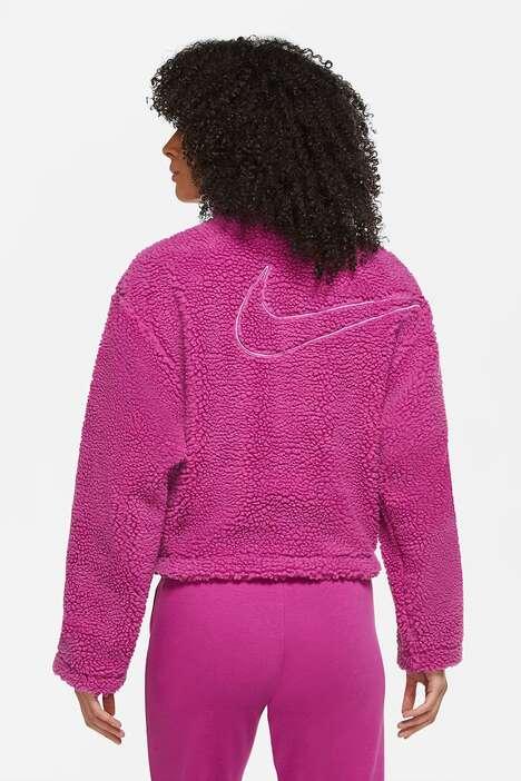 Cozy Fleece Sweaters