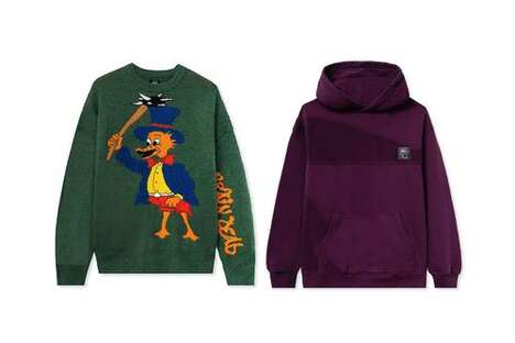 Holiday Graphic Warm Streetwear