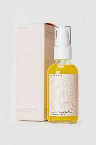 Turmeric-Infused Organic Skincare