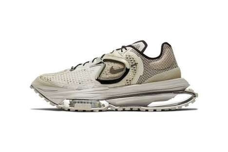 Sporty Avant Garde Sneakers