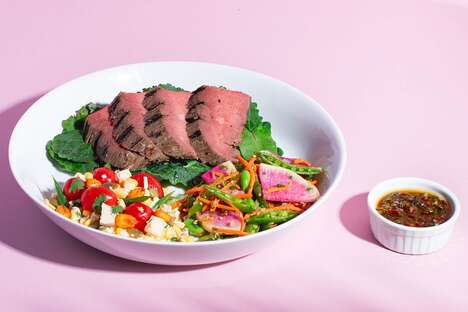 Grass-Fed Steak Menu Expansions