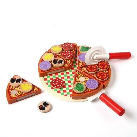Pizza-Making Toy Kits