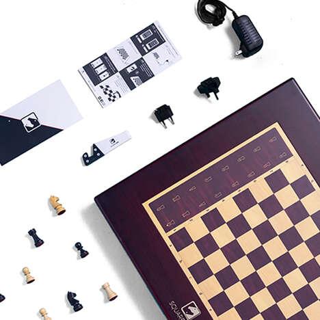 Adaptive AI Chessboards
