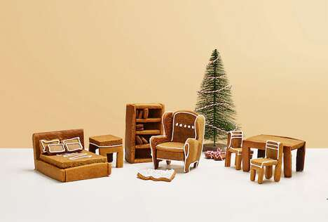 Furniture Brand Gingerbread Kits
