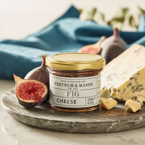 Cheese-Paired Fig Spreads