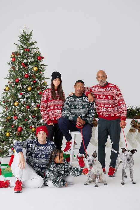 Stylish Cereal-Branded Holiday Apparel