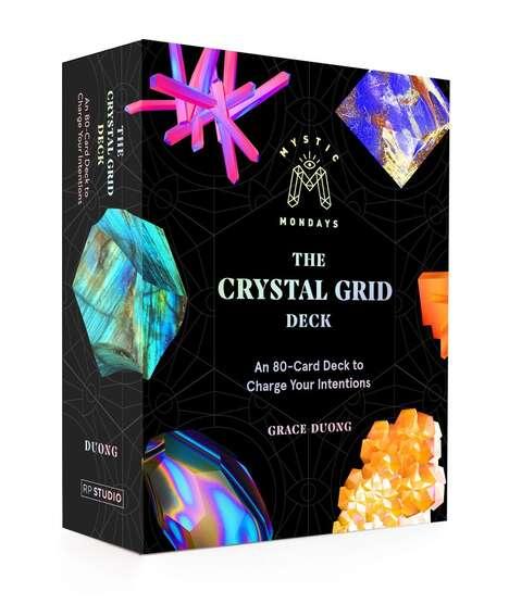 Vibrant Crystal Tarot Decks