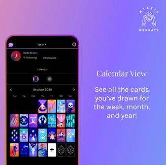 Interactive Spiritual Tarot Apps