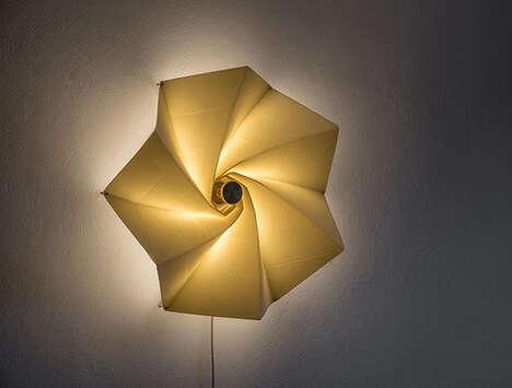 Interactive Floral Illuminators