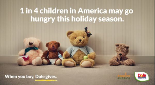 Heartfelt Child Hunger Campaigns