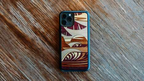 Coastal Landscape Smartphone Cases
