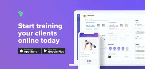 Digital Personal Trainer Apps