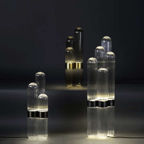 Sculptural Plant-Inspired Lighting