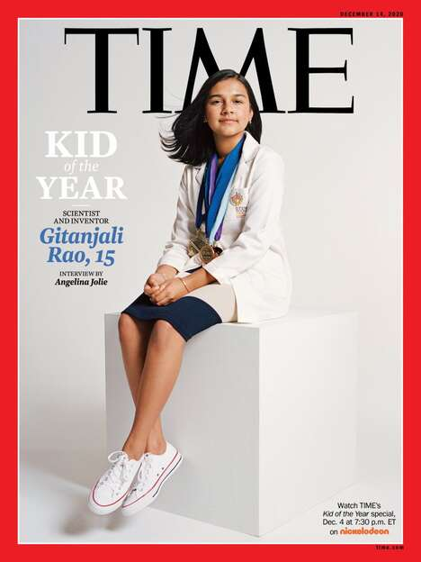 Inspiring Kid-Focused Magazine Covers