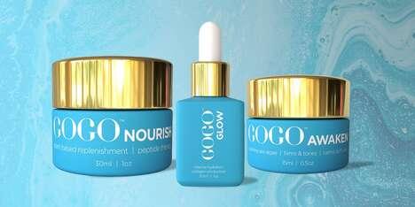 Three-Step Vegan Skincare