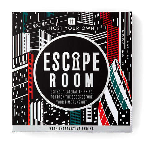 At-Home Escape Rooms
