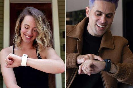Dual-Camera Smartwatch Straps