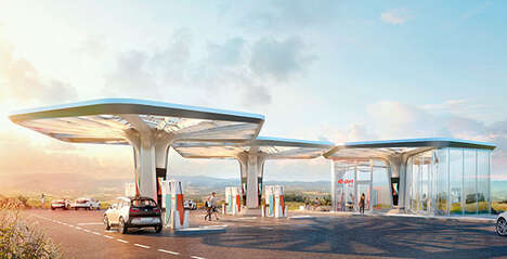 Expandable Modular Charging Stations