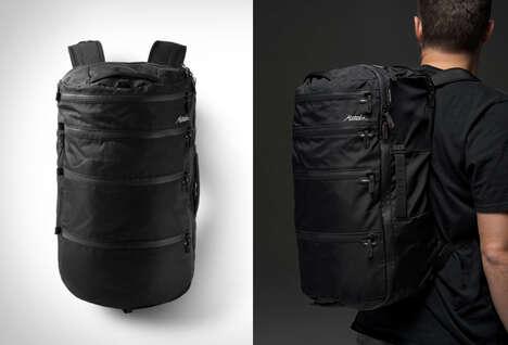 Compact Adventurer Backpacks